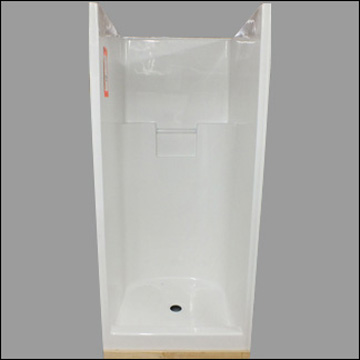 Acrylic Bathtubs Amp Showers Norm S Bargain Barn