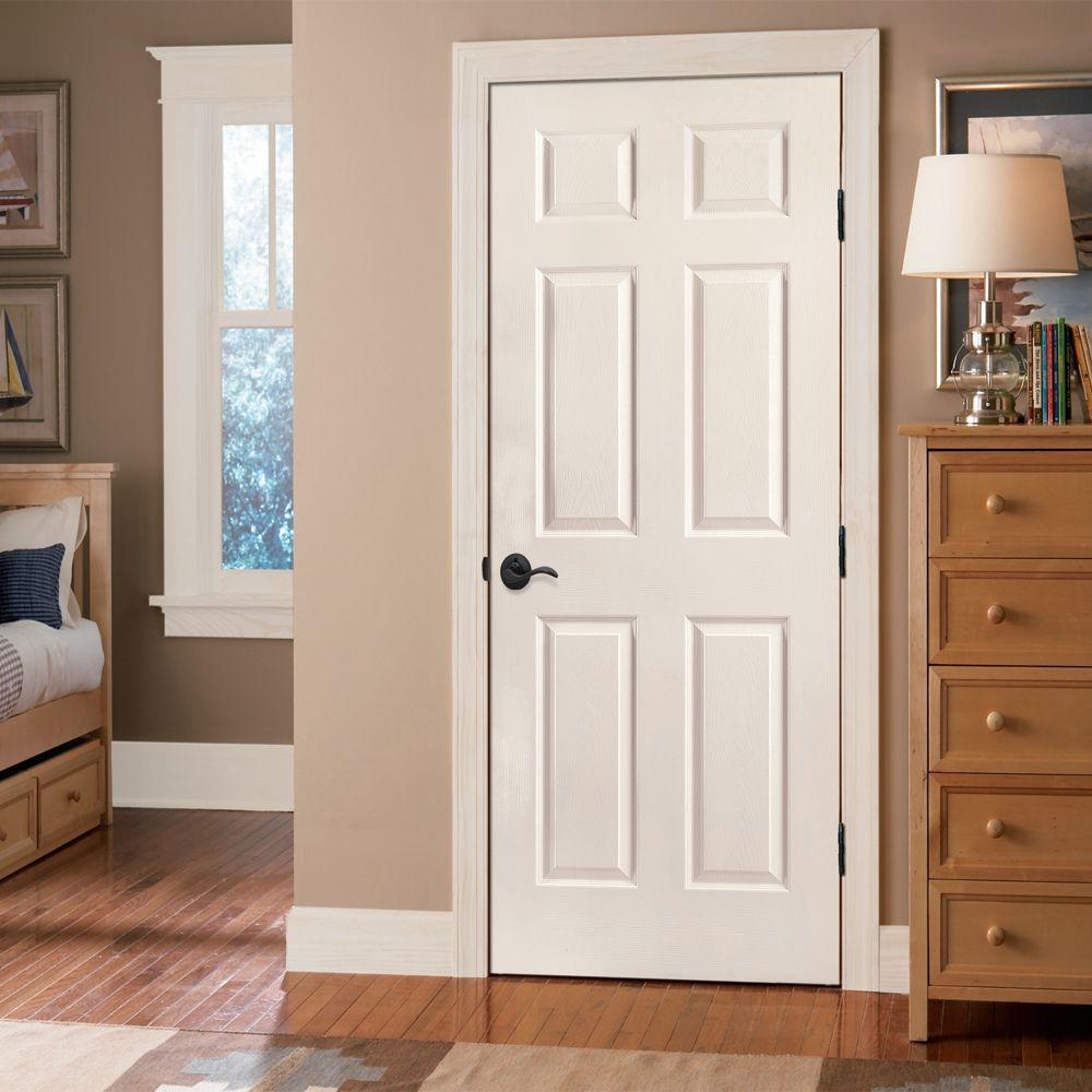Interior moulded doors norm 39 s bargain barn for 6 panel doors