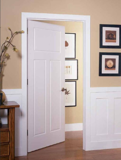Moulded doors norm 39 s bargain barn Masonite interior door styles