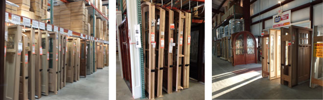 Exterior Wood Doors Norms Bargain Barn
