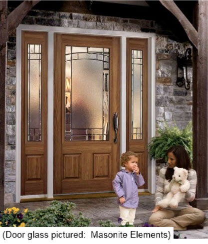 Steel Fiberglass Doors Norms Bargain Barn