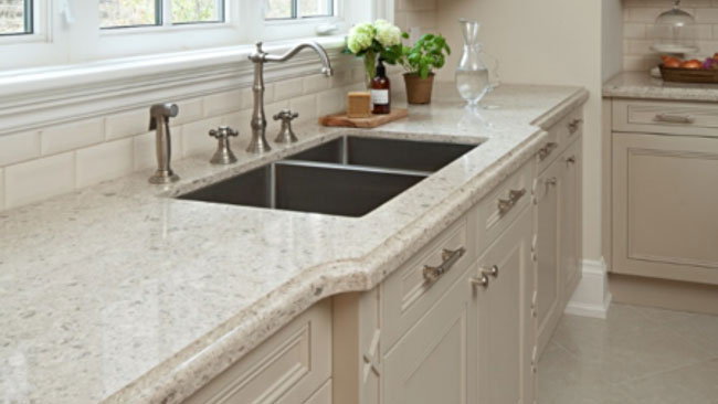 Granite marble quartz countertops norm 39 s bargain barn for Who makes quartz countertops