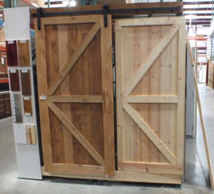 Interior Barn Doors & Interior Barn Doors - Norm\u0027s Bargain Barn