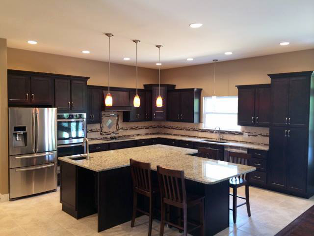 Kitchens Baths Photo Gallery Kountry Wood Products Cabinetry In Georgetown Coffee Maple