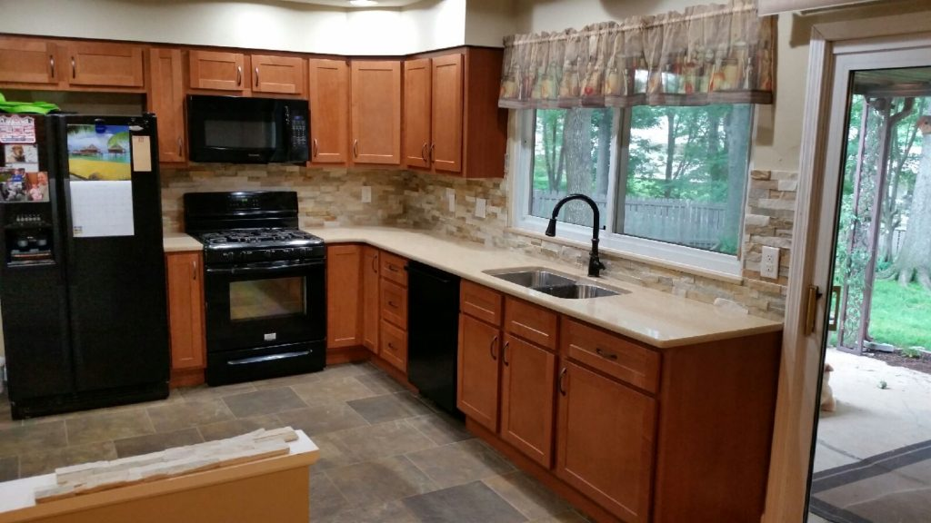 Kountry Wood Products Cabinetry In Georgetown Royal Maple